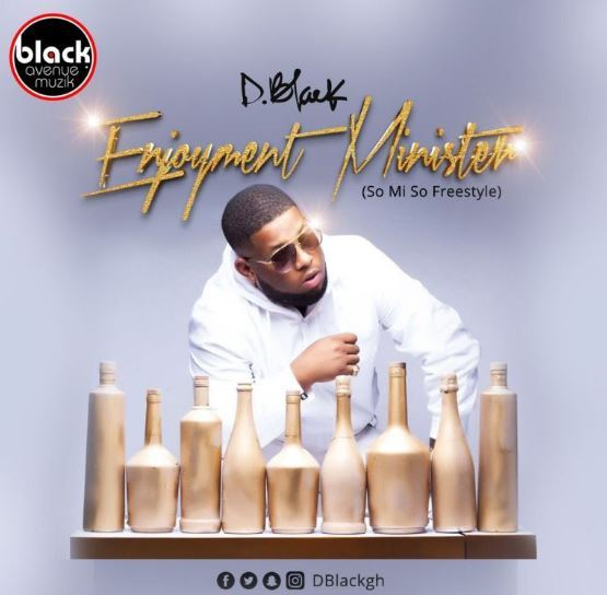 D-Black - Enjoyment MINISTER