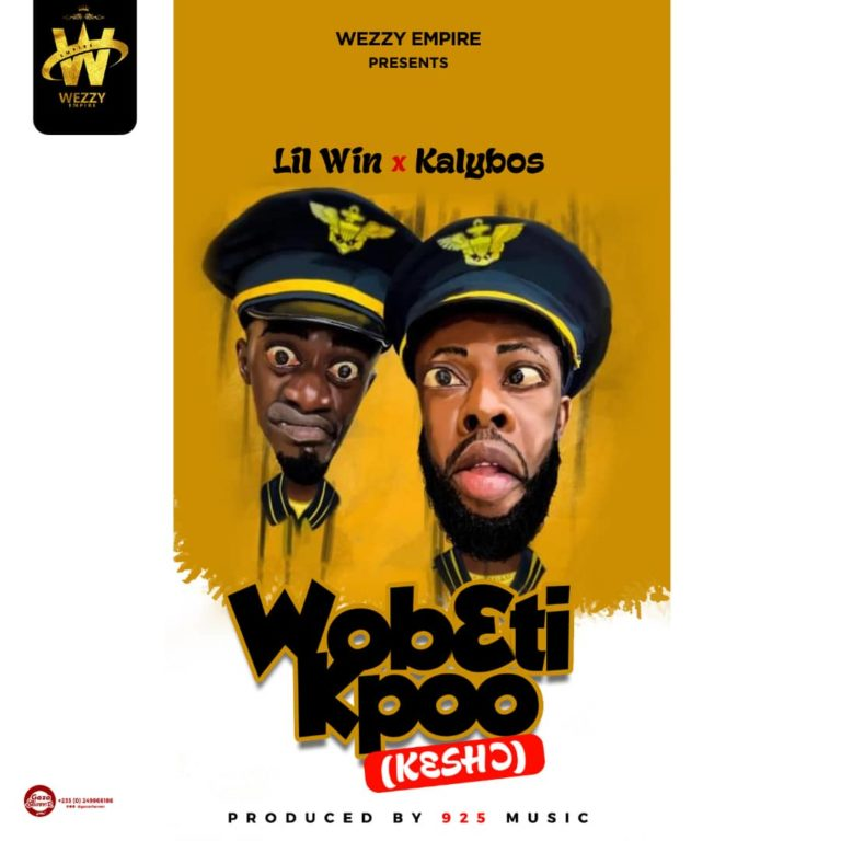 Lilwin ft Kalybos - Wobeti Kpoo