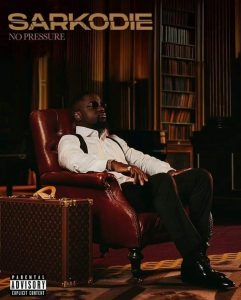 "Sarkodie announces his 7th album dubbed ""No Pressure"""